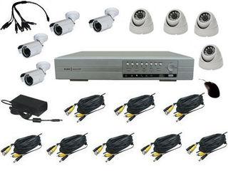 Системы безопасности, лучшие цены: видеонаблюдение, контроль доступа и др.  установка, гарантия!!!