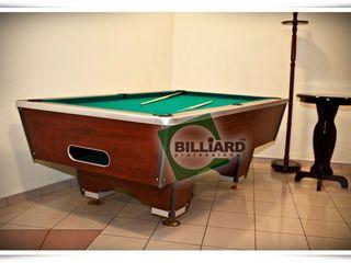 Бильярд американка 350 евро новый русский 500 евро новый с шарами , киями  с возможностью в кредит!