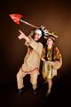 Индейцы на праздник !
