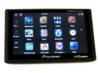 Absolut nou Gps Navigator Pioneer cu hartile instalate de la 999 lei