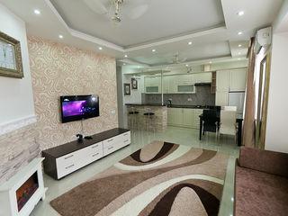 Apartament- Eurolux !!! Riscanovca Pan-Com . Bloc-nou.