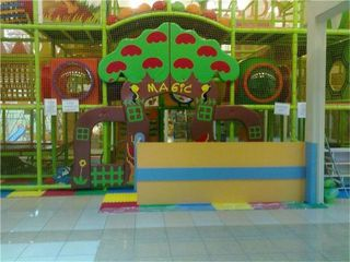 Приглашаем деток отдохнуть и повеселится в развлекательном комплексе Magic!