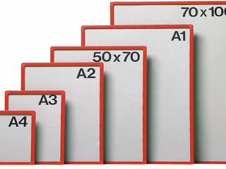 Рамы A1, A2, A3, A4, A5, A6, A7 Rame