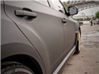 Антигравийная плёнка для авто 3D (3М) карбон g-style