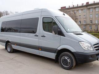 Transport de persoane spre Belgia. Microbus regulat tur-retur.