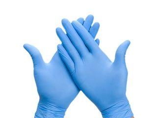 Mănușile din nitril de la 275 lei Chisinau Moldova. Cel mai bun raport calitate-preț.