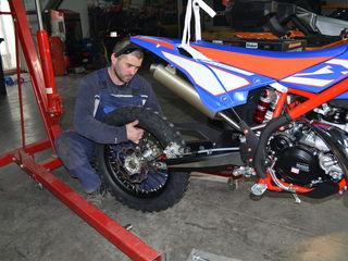 Тюнинг и ремонт мотоциклов, квадроциклов, мотовездеходов.
