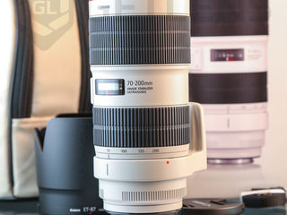 Canon 70 200mm 2.8F ( IS lll USM. ) 4F IS. , EF-S 10 22mm