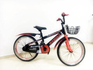 Bicicleta pentru copii RT Bike 20 red