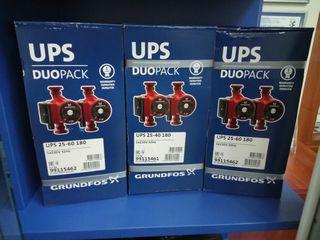 Pompe de circulatie / циркуляционный насос Grundfos UPS 25-40/60
