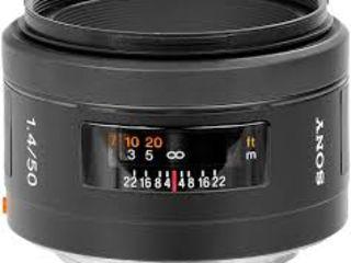 Sony 50mm 1.4.Sony 16-80mm 3.5-4.5.Sony 28-70mm OSS.