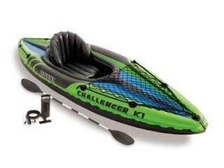 Barca Intex Challenger K1 274x76x33 cm (68305). Livrare Comrat