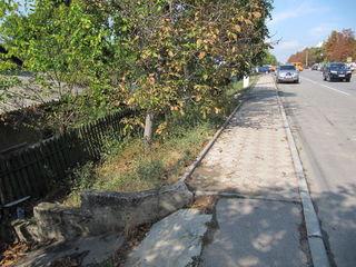 9 соток ( со старым домиком ), на ультра-центральной улице Александру чел Бун в г.Яловены