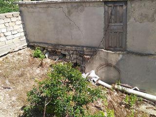 Участок с постройкой в Кишинёве