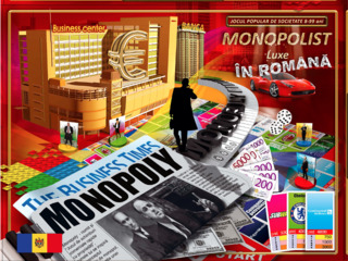 Monopolia în limba româna
