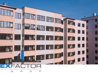 Exfactor-Grup -Buiucani-3 odai - 85m2 -doar 15200 euro,prima rata!!!