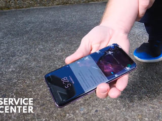 Samsung Galaxy S 9 (G960) Треснул экран приходи к нам!
