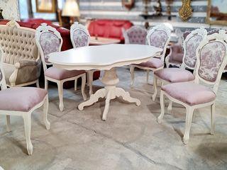 Masa + scaune...importate din Europa,стол и стулья , импортируемых из Европы