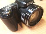фотоаппарат Nikon l110.суперзум.цена 500 lei