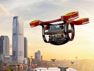 Гоночные квадрокоптеры. Quadrocopter.md
