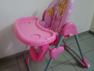 Детский стол-стульчик в хорошем состоянии