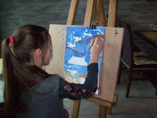 Провожу индивидуальные занятия по изобразительному искусству