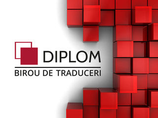 Biroul de traduceri Diplom în Bălți, str. Independenței, 28 + apostilă, rapid, calitativ