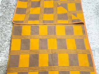 Pled pleduri Ogheal plapuma de lana NOI. Шерстяное одеяло, плед - новыe