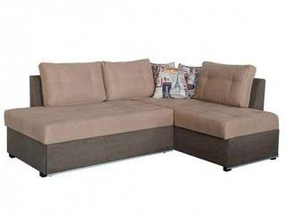 продаю отличный диван Угол Remix Fibril (коричневый)