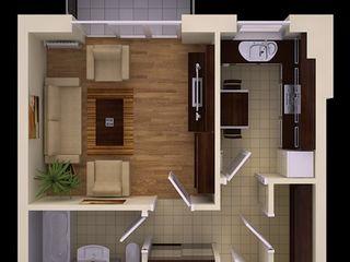 Apartament 1 camera Edineţ