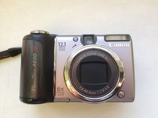 Canon Power shot A650 IS