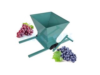 Дробилка виноградная BauKraft / Zdrobitor de struguri BauKraft