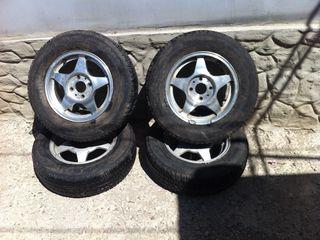 Vind 4 roti de la VAZ 2106 sau 2109,volkswagen, Golf, Opel.