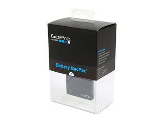 Battery BacPac(ABPAK-401) и Opteka 6000mAh Power Bank для GoPro Hero4.