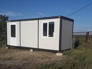Container modular pentru birou.