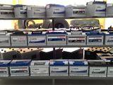 Acumulatoare(45ah-225ah) Bosch,Varta(Germania), Banner(Austria), Energy box(Ucraina), anvelope. nou!