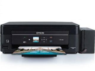 Новый принтер Epson XP-342