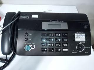 Факс/telefon Panasonic FT-KX984UA + de vinzare FAX/telefon
