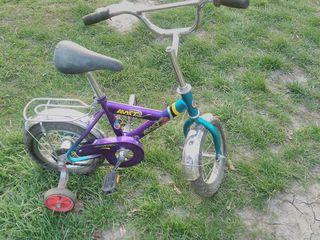 Продам детский велосипед  Аист для детей от 6 до 9 лет