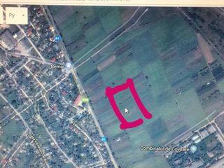 Vind teren agricol Ungheni cartieru Beresti in apropiere de PInto-Mold -SRL ,