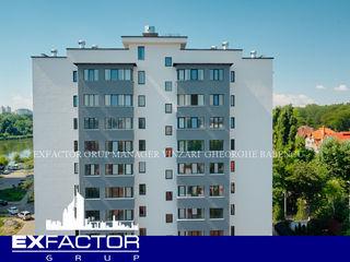 Exfactor Grup, sect. Botanica, parcul Valea Trandafirilor 3 camere 101 m2 in bloc dat in exploatare!