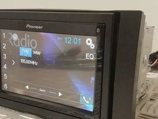 Pioneer Mvh-Av 290BT double din Bluetooth radio usb usb auxEste