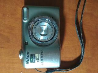 Nikon Coolpix L29 16.1 Мp Wide 5x Zoom Nikkor