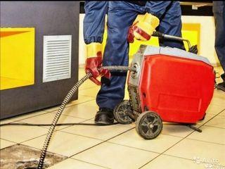Santehnic24 curatirea canalizarii24/7 чистка канализации Замена труб стоиков!