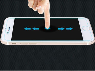 Nillkin H+Pro blue - защитное стекло для Iphone-7, Iphone-8 (4.7 дюймов) 200 лей.