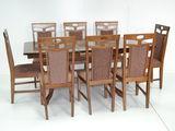 Новинка. раскладные столы небольших размеров 123х75 см и 140х90 см.