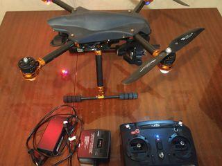 Dron   Дрон   Yuneec Typhoon Q500 4K