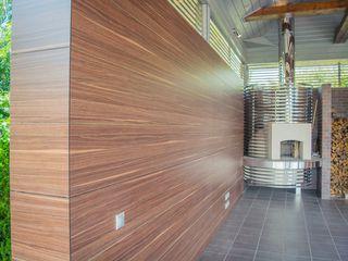 Вентилируемые фасады из HPL