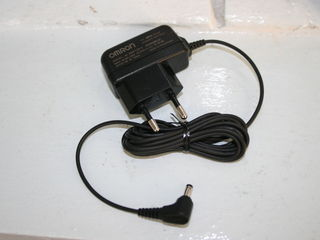 Зарядка для электронного тонометра