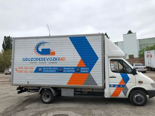Transportarea marfurilor Chisinau Moldova